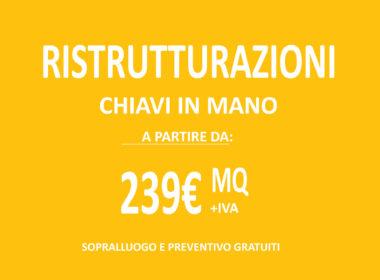 Ristrutturazione Milano